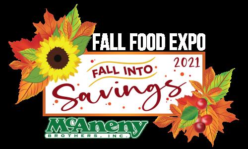 Fall Into Savings Logo White Text 01